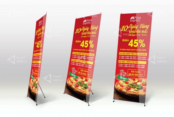 quảng cáo posm tại siêu thị
