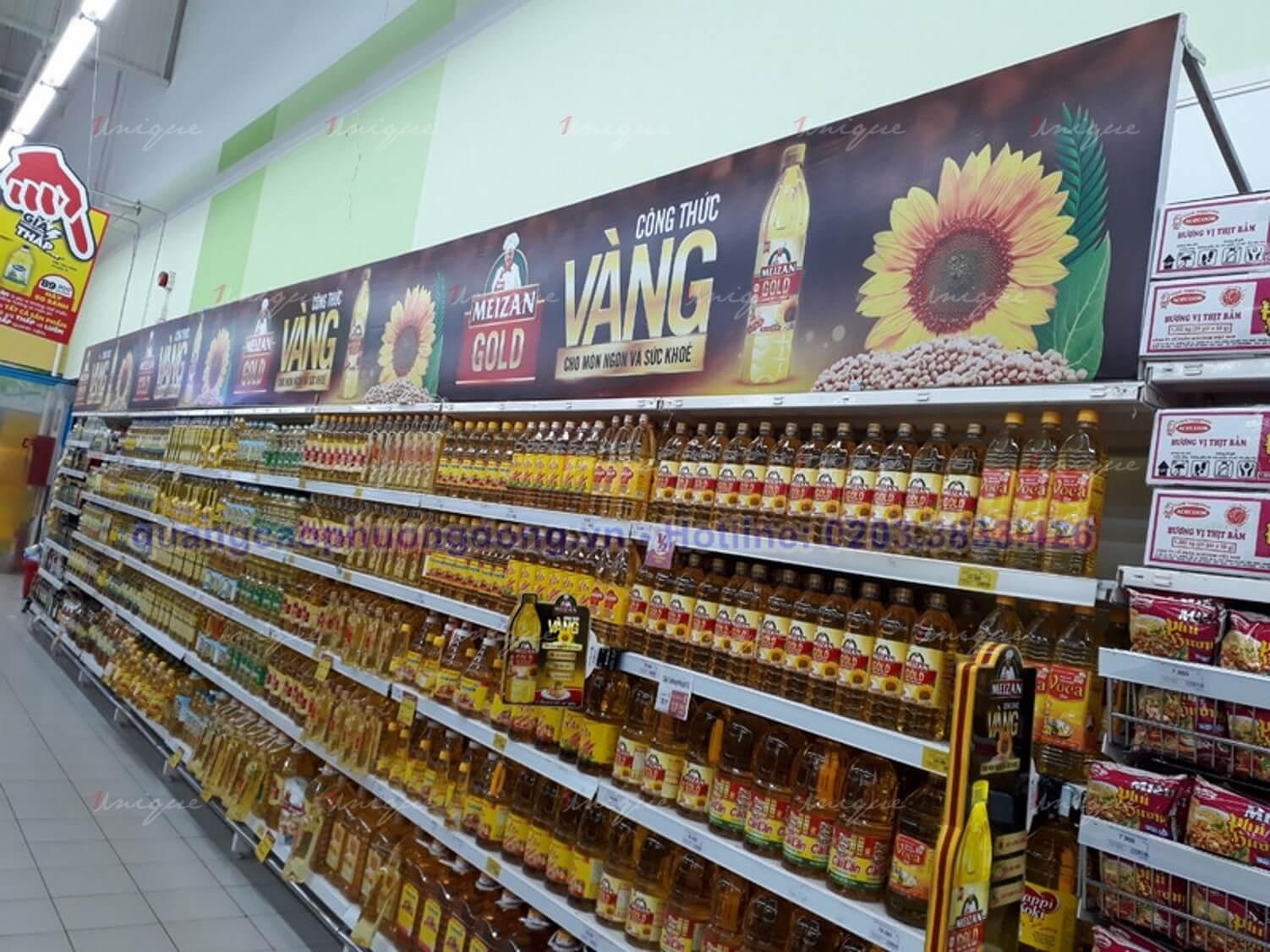 quảng cáo siêu thị mùa dịch corona